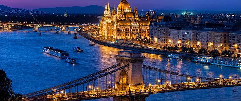 Budapest in Hongarije Europa Incentive Travel