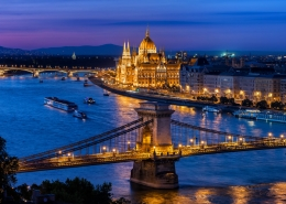 Budapest in Hongarije Europa Incentive Travel