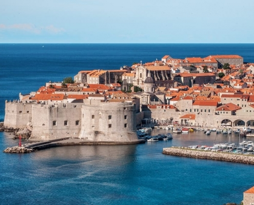 Dubrovnik in Kroatie Europa door Younique Incentive Travel