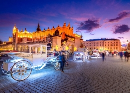 Krakau in Polen Europa door Younique Incentive Travel