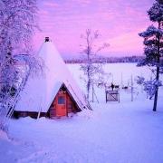 Lapland in de winter door Younique Incentive Travel