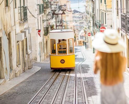 Lissabon in Portugal Europa door Younique Incentive Travel