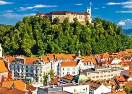 Ljubljana in Slovenie Europa door Younique Incentive Travel