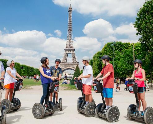 Parijs in Frankrijk Europa door Younique Incentive Travel